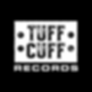 Tuff Cuff Records Logo - Black Background