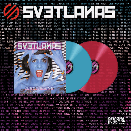 Svetlanas - Disco Sucks - Exclusive Import