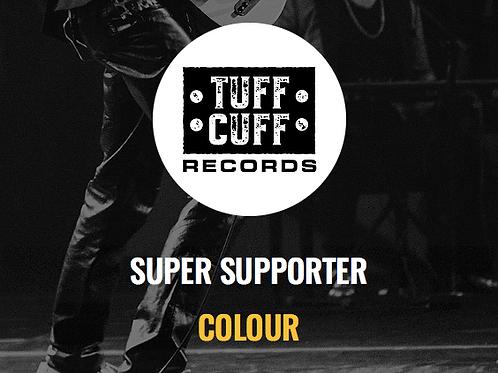 Tuff Cuff Records Super Supporter - COLOUR