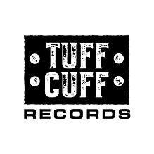 Tuff Cuff Records Logo - White Background