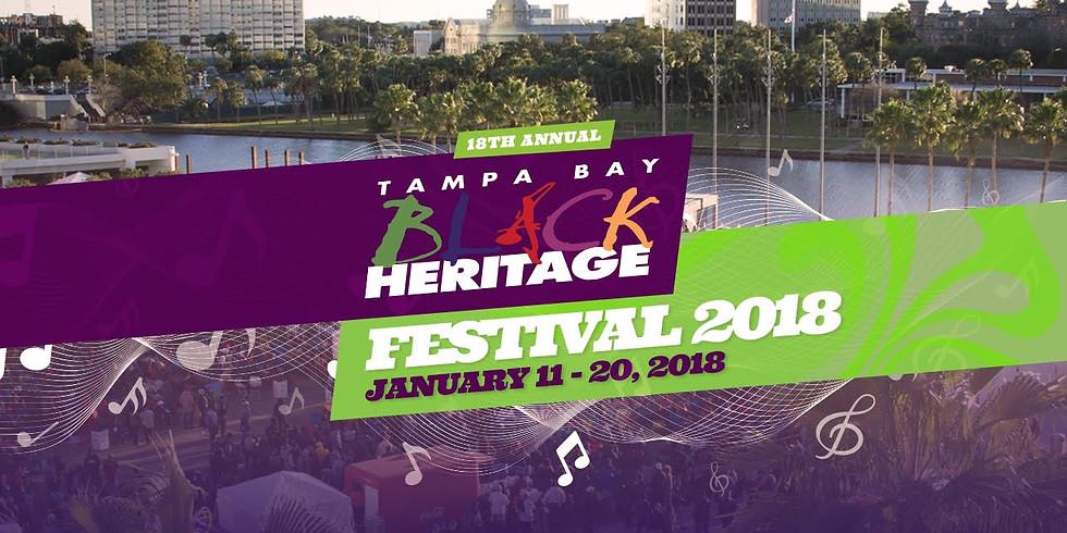 18th Annual Tampa Bay Black Heritage Festival
