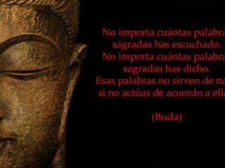 La sabiduría de Buda