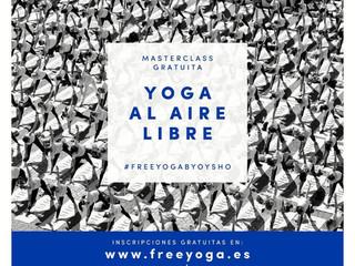 Relaxing Yoga... in Plaza Mayor