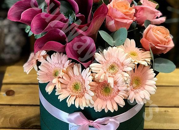 Callas , Gerbera & Roses