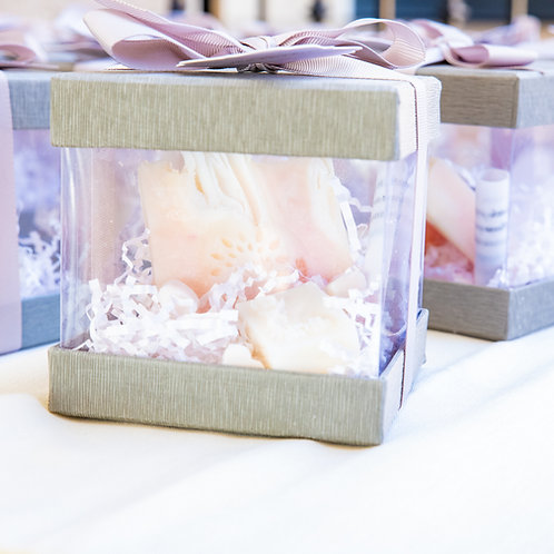 Customized Soap Bars & Gifts