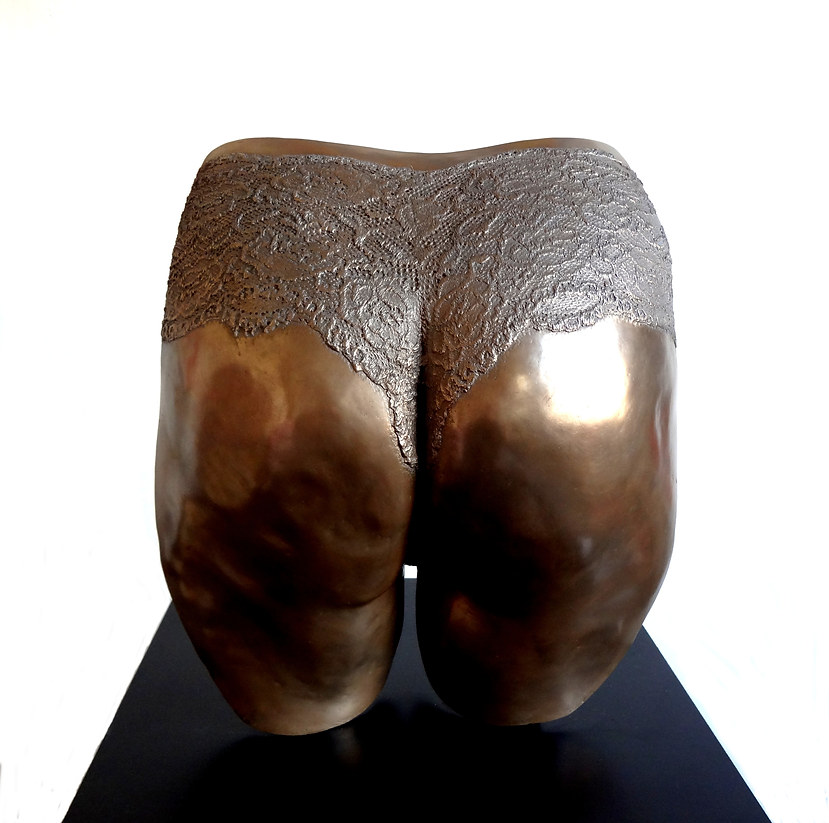 Bronze Bottom Body Casting