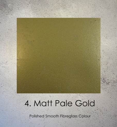 Matt Pale Gold by Angelcasts