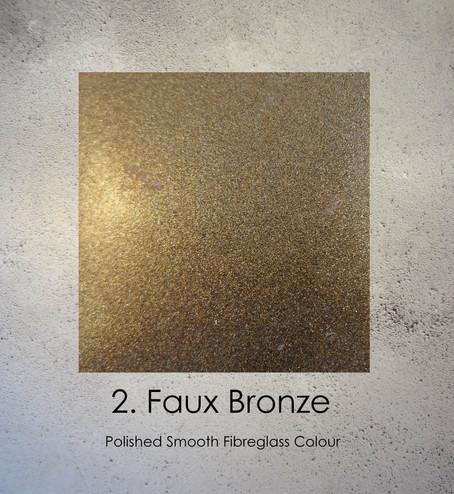 Faux Bronze Fibreglass Colour by Angelcasts Pregnancy Casting