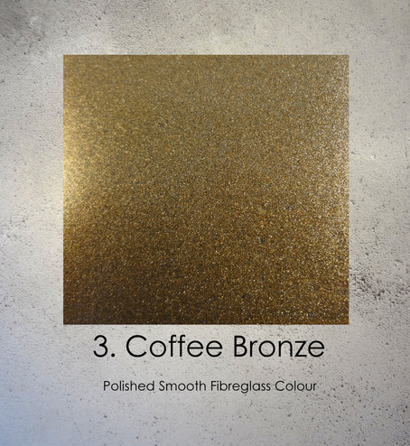 Coffee Bronze Fibreglass Smooth Colour Finish by Angelcasts Pregnancy Casting DIY Kit