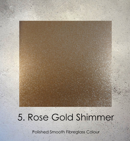 Rose Gold Shimmer Pregnany Casting Colour by Angelcasts