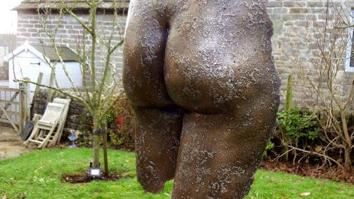 Foundry bronze body casting sculpture manchester & London