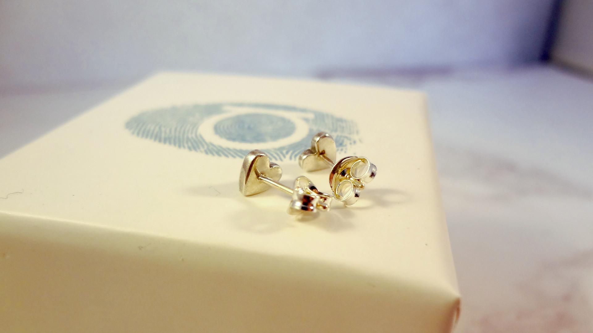 Stud pet earrings for an animal lover