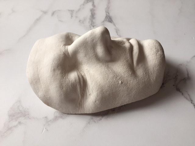 3D portraits Life Casting Face Cast