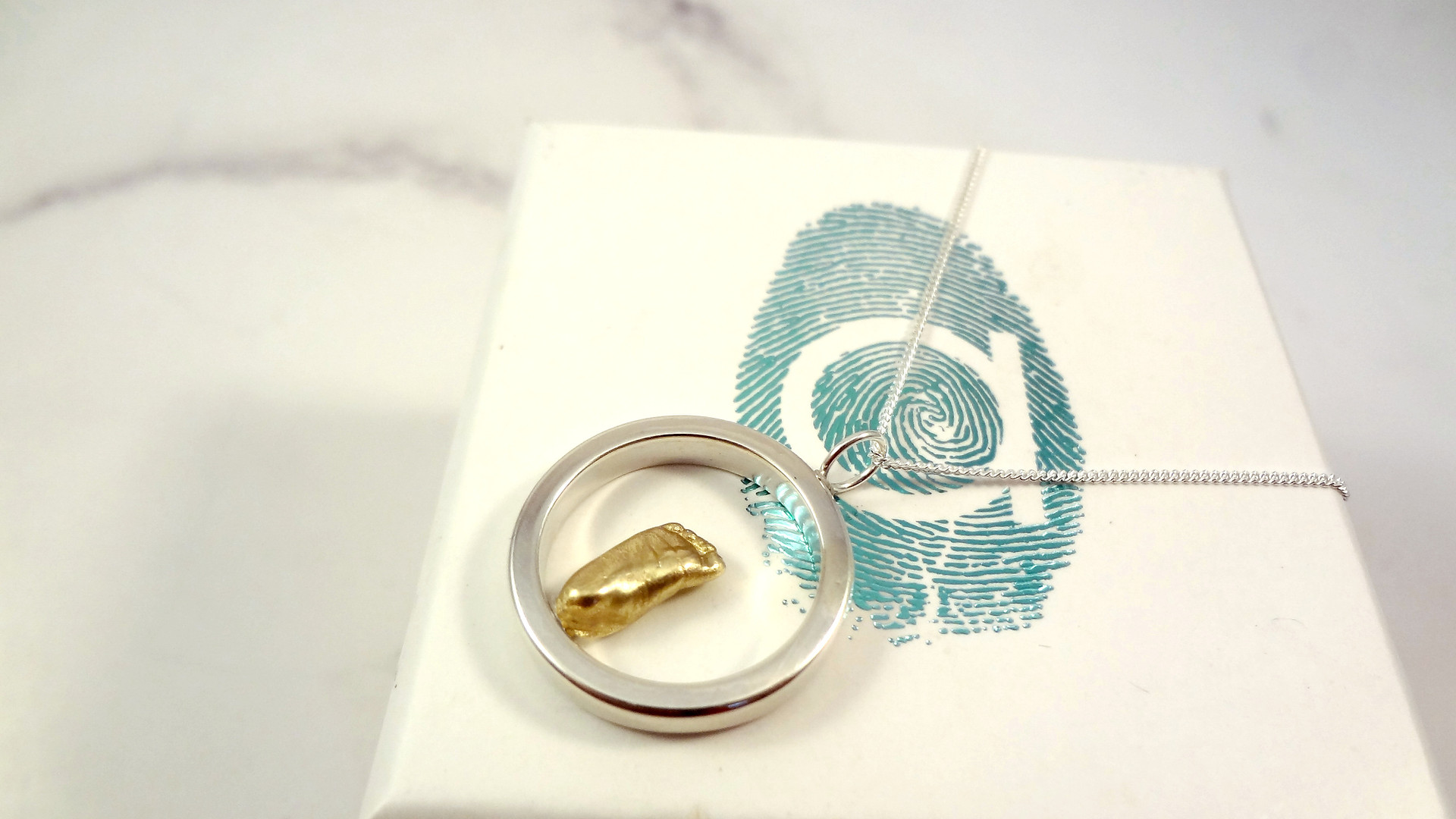 Miniature jewellery Manchester & London by Angelcasts