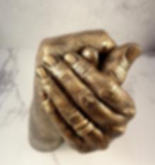 bronzeholdinghands5.JPG