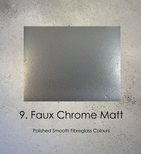 Faux Chrome Finish by Angelcasts