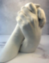 Memorial Hand Casting Manchester by Angelcasts Greater Manchester