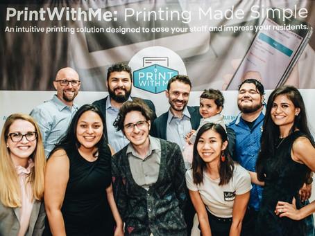 PrintWithMe Hosts their 2019 Sales Summit in Chicago! 🎉