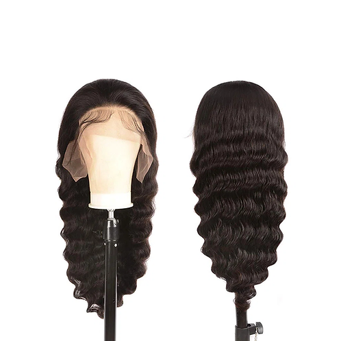 Front Lace Wig Loose Deep Wave