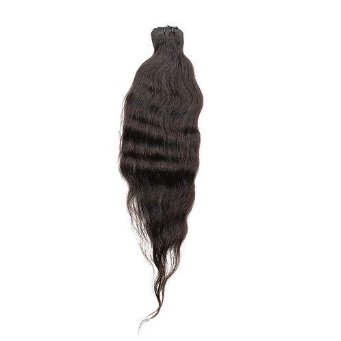 South Indian Temple Bundles Curly