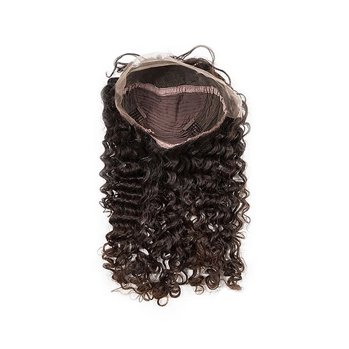 Front Lace Wig Deep Wave