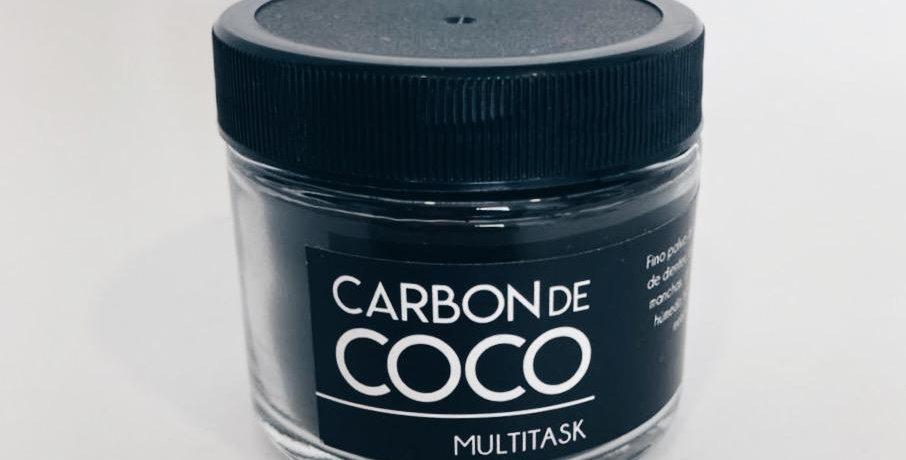 Carbón  de Coco Multitask-Agua de Estrellas