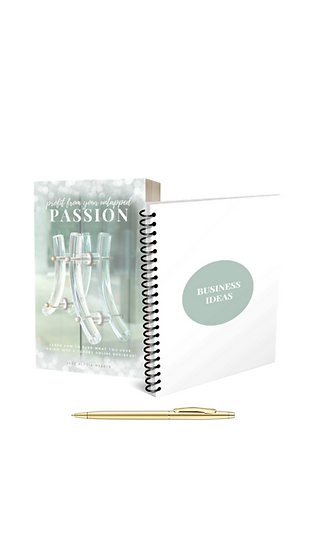 Profit From Your Untapped Passion - Business Bundle