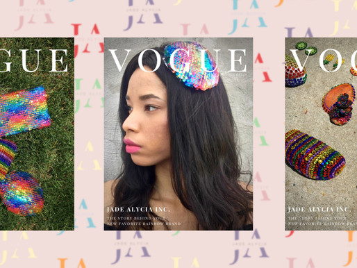 WE DID THE #VOGUECHALLENGE: Vote For Your Favorite Rainbow Cover!