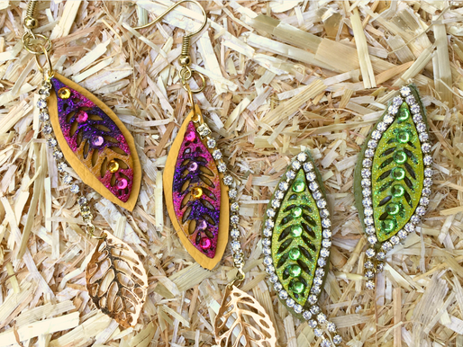 ETHICAL EARRINGS: Discover Our Largest Jewelry Collection Yet