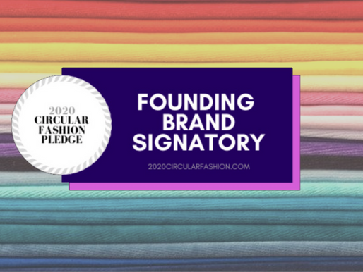 WE PLEDGED!: Here's How We Are Partnering To Take A Sustainable Stand Against Fast Fashion
