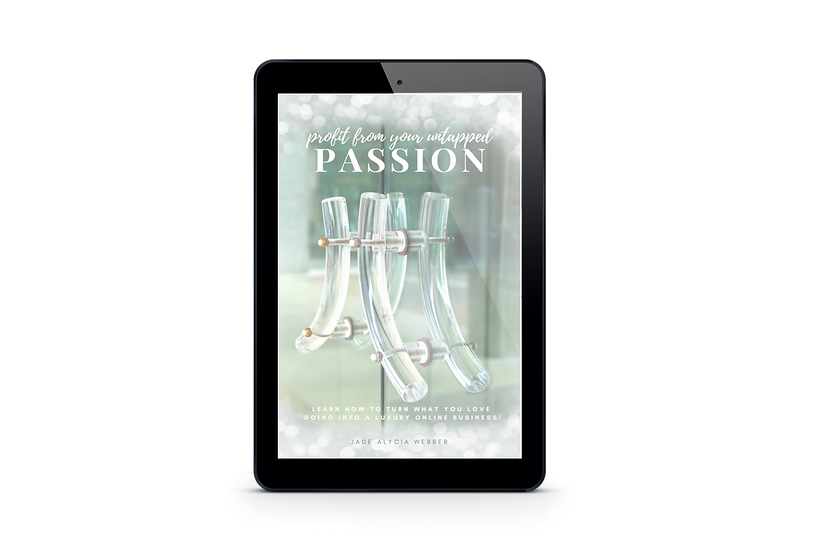 Profit From Your Untapped Passion - Ebook