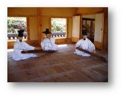 조선시대 재현모형
