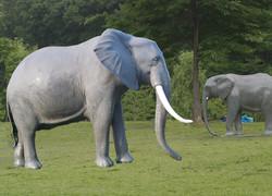 야외조형물 제작-코끼리