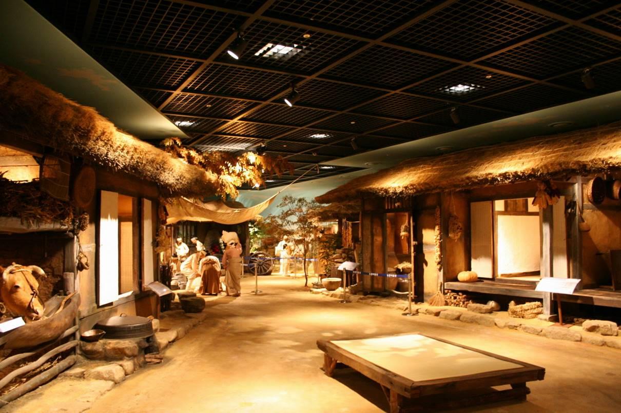 조선시대인물모형 옛장터3