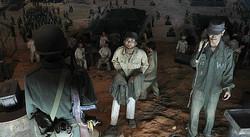 거제포로수용소 인물모형