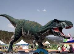 실물크기 FRP공룡제작2