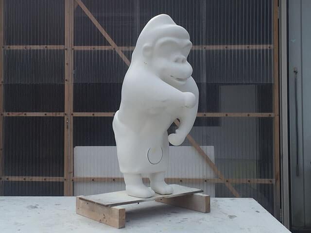 킹콩 캐릭터모형-2