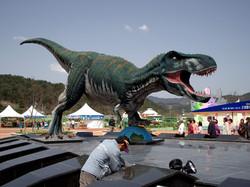 육식공룡 티라노사우르스