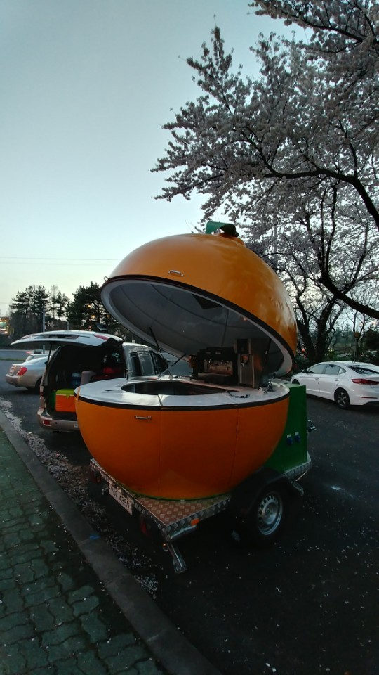 과일푸드트럭