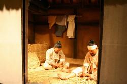 조선시대인물모형 옛장터4