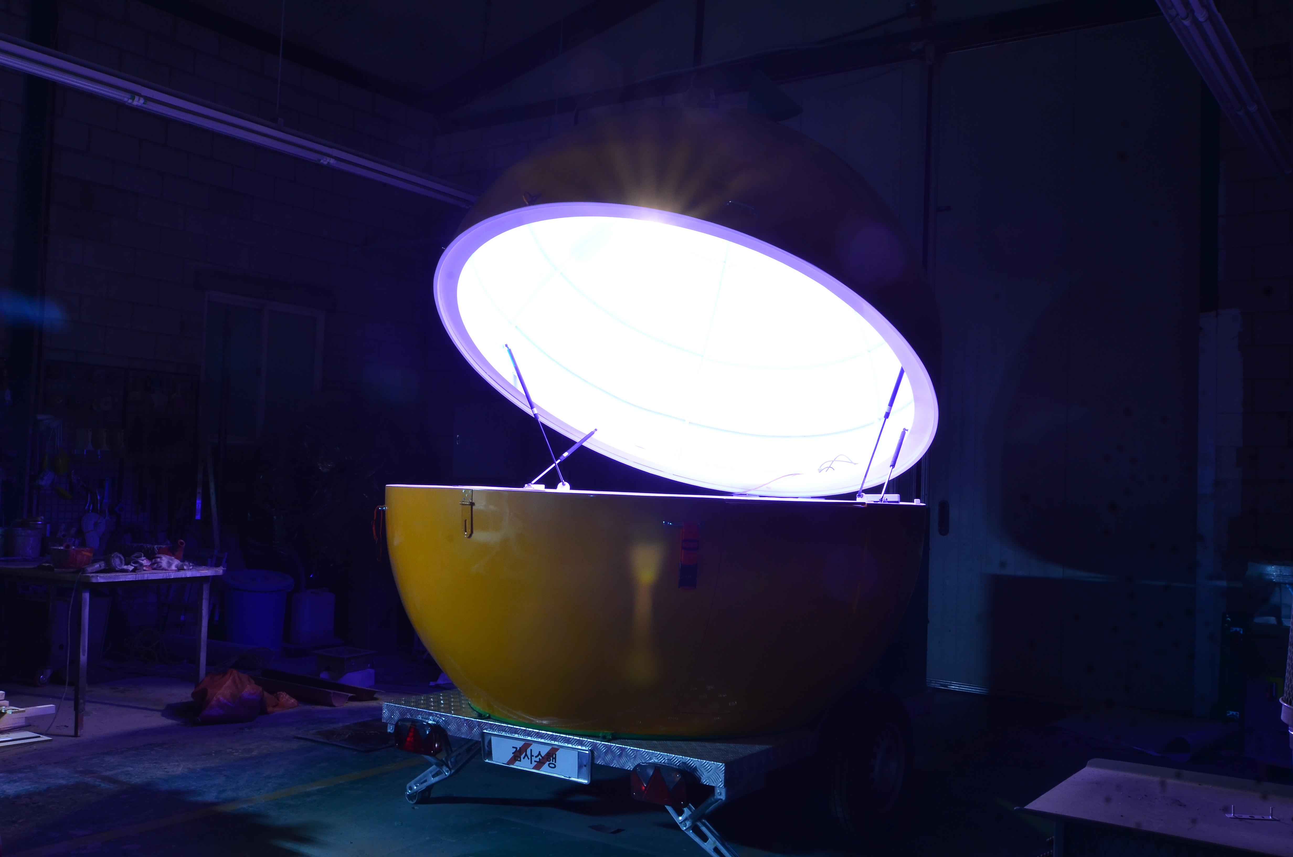 푸드트럭_LED조명