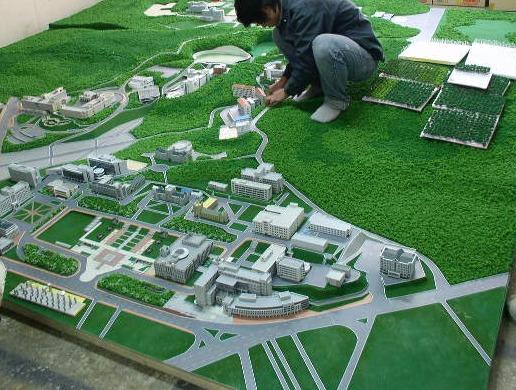 C대학교 건물제작작업