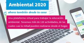 INVITACIÓN AL INTERESCOLAR AMBIENTAL 2020