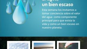 El Agua, un bien escaso - Kyklos