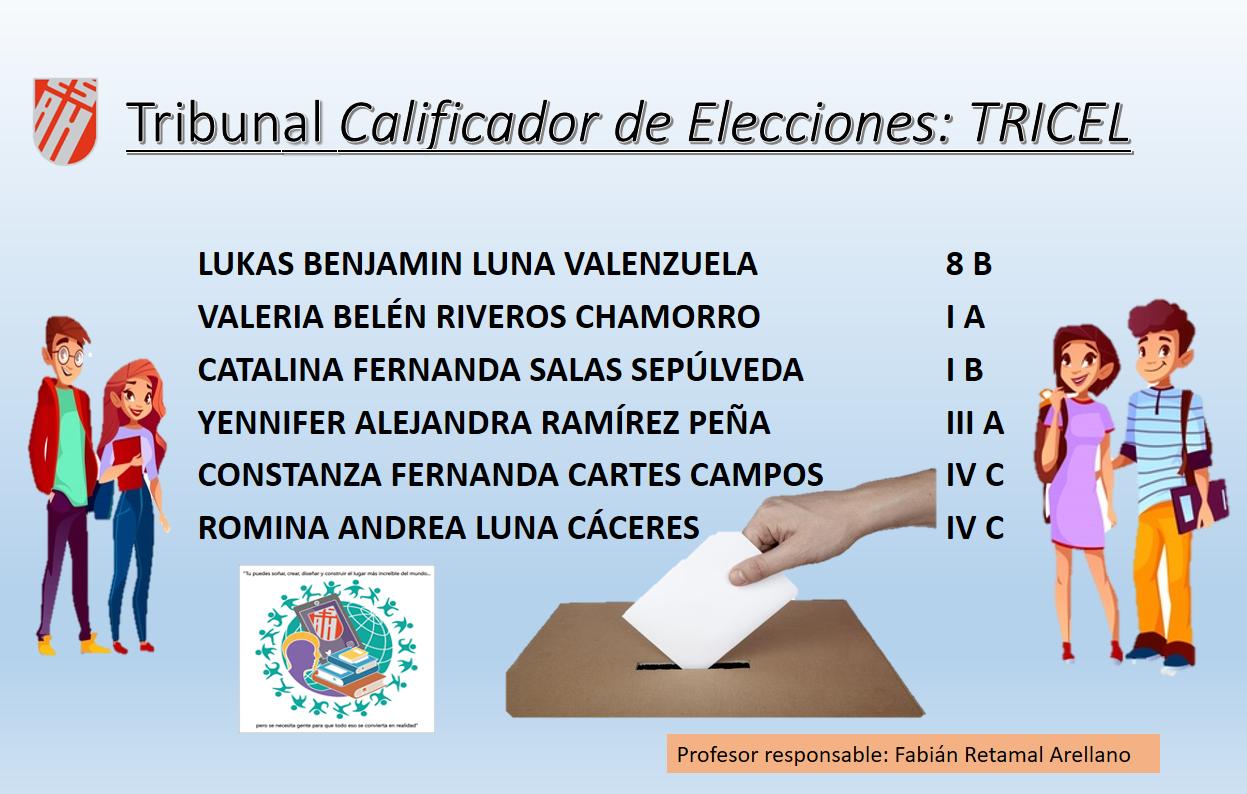 Tribunal Calificador de Elecciones