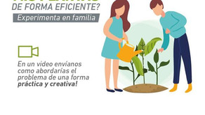 "Concurso ""Experimenta en Familia"""