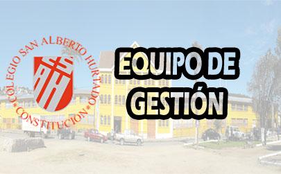 EQUIPO DE GESTIÓN