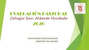 EVALUACIÓN PASTORAL 2020