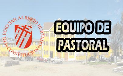 EQUIPO DE PASTORAL
