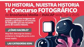 1° CONCURSO FOTOGRÁFICO INACAP